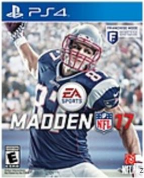EA Madden NFL 17 - Sports Game - PlayStation 4