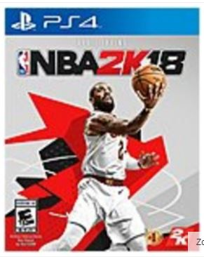 Take-Two NBA 2K18 - Sports Game - PlayStation 4