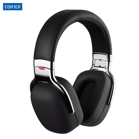 EDIFIER H880 Hi-Fidelity Headphone 40mm Polymer Driver Units Bass Headphones Alloy Construction and Full Metallic Gaming Headset