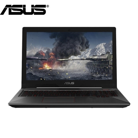 ASUS ZX63VD7700 8GB RAM 1TB HDD Intel Core I7 7700HQ CPU NVIDIA GeForce GTX 1050 15.6inch IPS FHD Display Gaming Laptop
