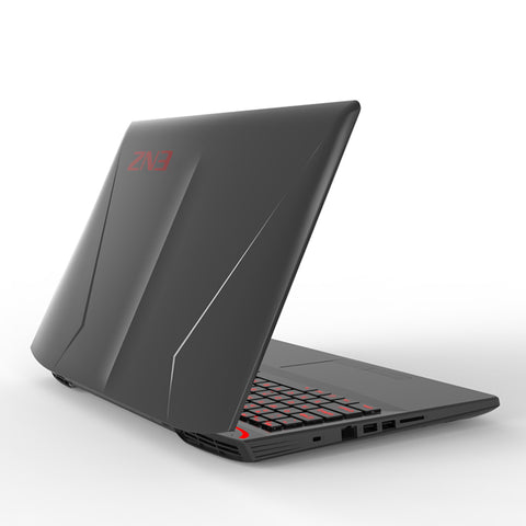 ENZ  15.6 inches I7 quad-core GTX1060 6G discrete graphics i7-7700HQ 16G RAM+240GB SSD+320GB HDD gaming notebook