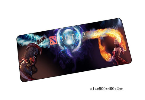 Mairuige DOTA2  700x300mm Mouse Pad Gaming Mouse Pad Gamer Notbook Computer Mousepad High-end to Popular Laptop Mouse Mat
