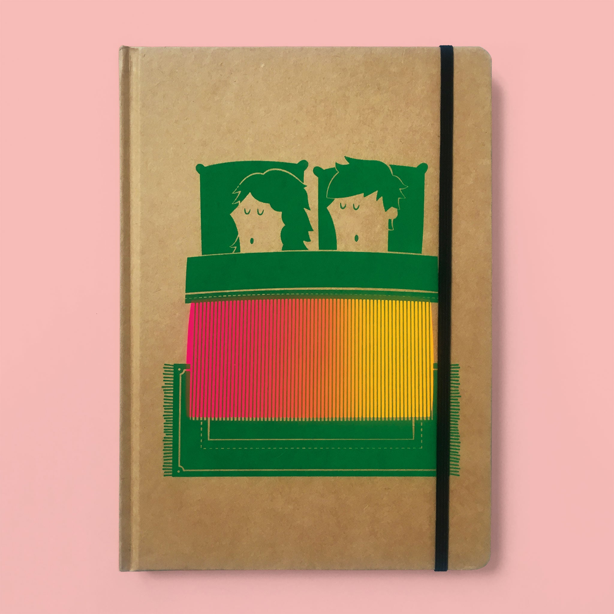 lesbians nap all day notebook