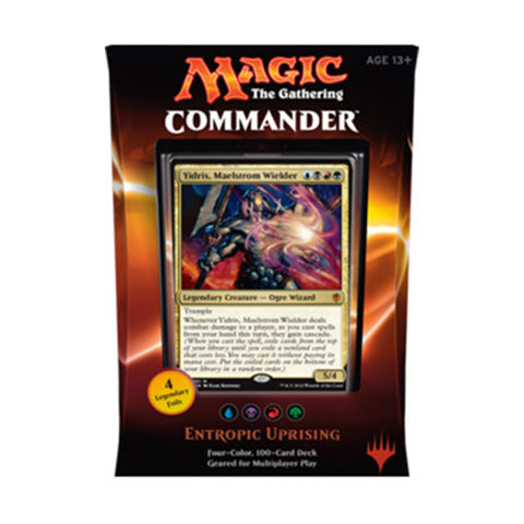 Commander MTG Entropic Uprising