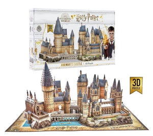 Harry Potter Wizarding World Hogwarts Castle 3D Puzzle 428 Pcs 8+ years