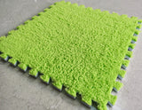 BuyElegant Green EVA Rug 30 x 30 cm @www.buyelegant.co.uk