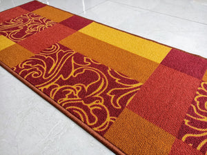 Royal Mat Area Rug - 100% Polyester Rug with Anti-slip Latex back