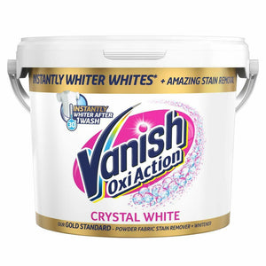 Vanish Gold Oxi Action Crystal White 2.4 Kg - Stain Remover