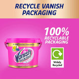 Vanish Gold Oxi Action Colour Safe Powder Fabric Stain Remover 2.4kg