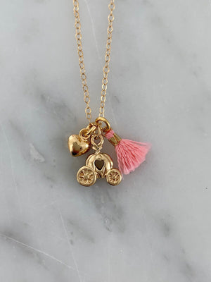 The Fairy Tale Necklace