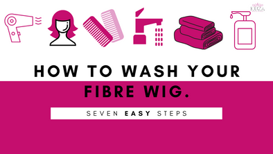 How to Wash Your Fibre Wig