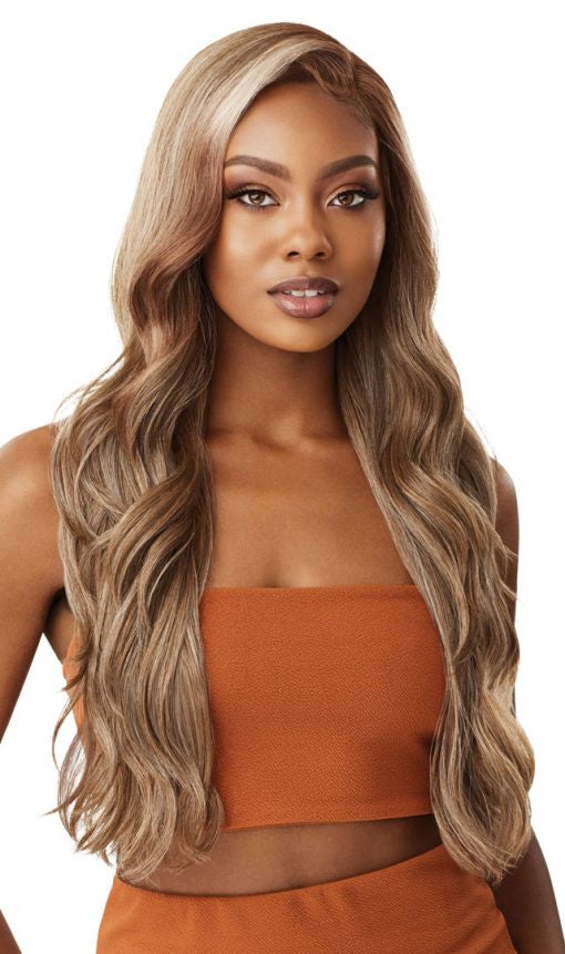 OUTRE LACE FRONT WIG - COLOR BOMB - KIMANI