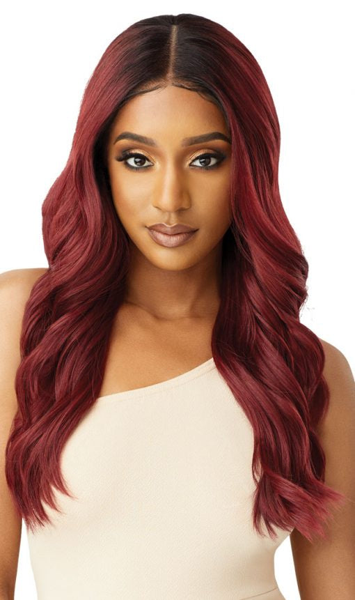 OUTRE LACE FRONT WIG - MELTED HAIRLINE - NATALIA