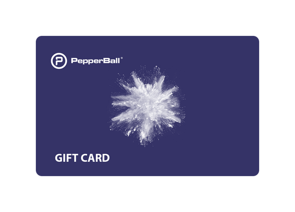 PepperBall.com Gift Card