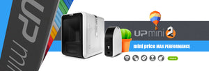 UP Mini 2 3D Printer