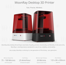 MoonRay-D75 DLP 3D Printer