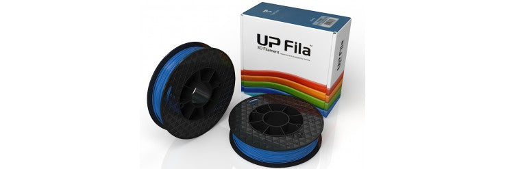 PLA UP filament Blue 2 x 500g