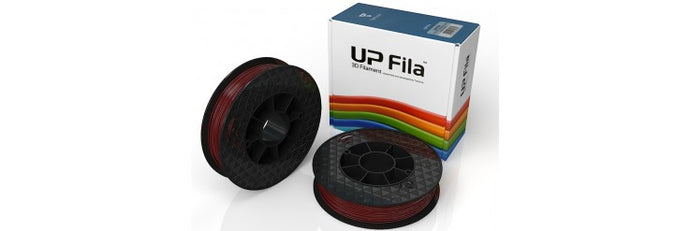 PLA UP filament Burgandy 2 x 500g