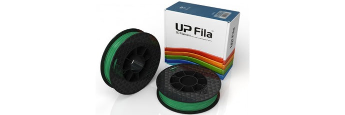 PLA UP filament Green 2 x 500g