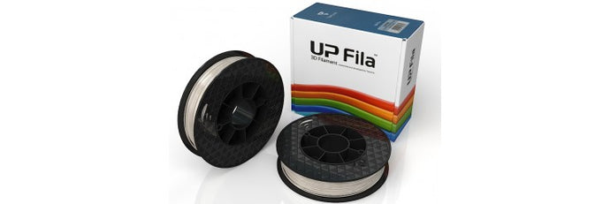 PLA UP filament Natural 2 x 500g