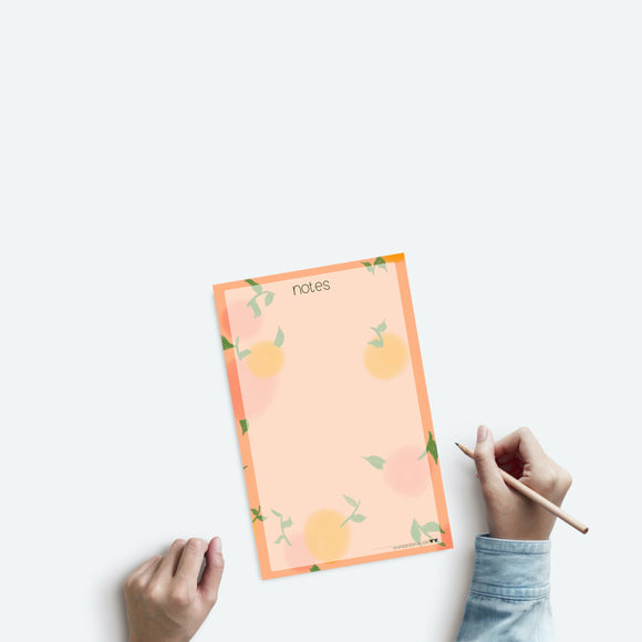Notepad - To Do List - Tear off Pad - Office Gift - Desk Notes - Notes Pad