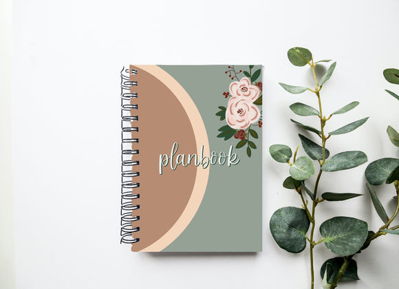 Teacher Planbook - Primary Teacher Planner - Elementary Planbook - Secondary Teacher Planner - Middle School Agenda - High School Teacher
