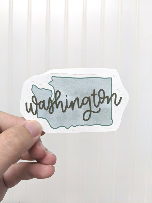 Sticker - Washington
