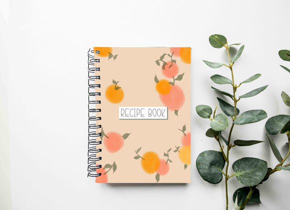 Recipe Book - Cookbook - Recipe Saver - Recipe Notebook