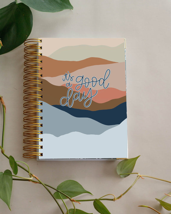 High Low Buffalo - Gratitude Journal - Book of Thanks - Thankful - Gratitude Notebook - Family Bonding - Highs and Lows - Family Journal