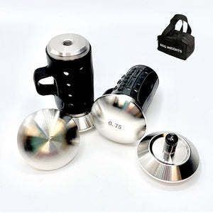 "3.25 lb Set ""Brawler"" Adjustable Dumbbells"