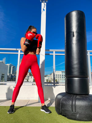 Femme Fighter Boxing Gloves