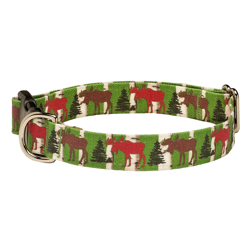 Our Good Dog Spot White Mountain Moose Dog Collar