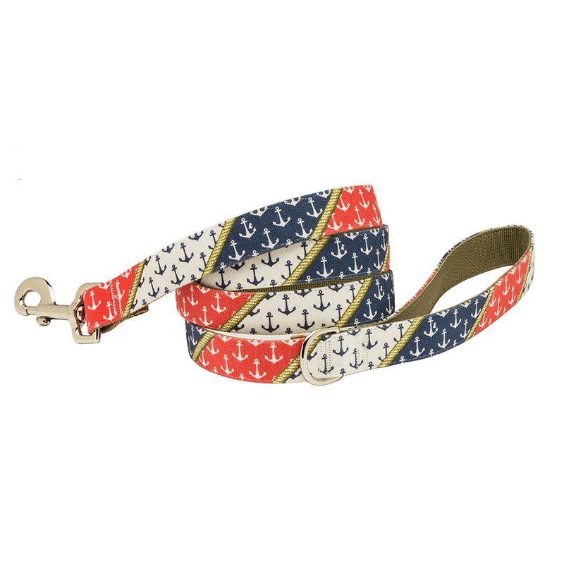 Our Good Dog Spot Nautical Pride Dog Lead