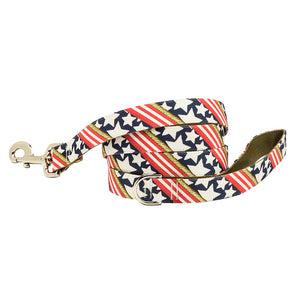 Our Good Dog Spot Stars and Stripes Forever Dog Lead