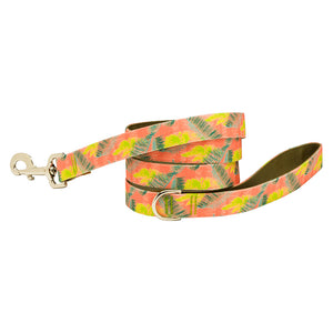 Our Good Dog Spot Palm Tropics Island Breeze Dog Lead