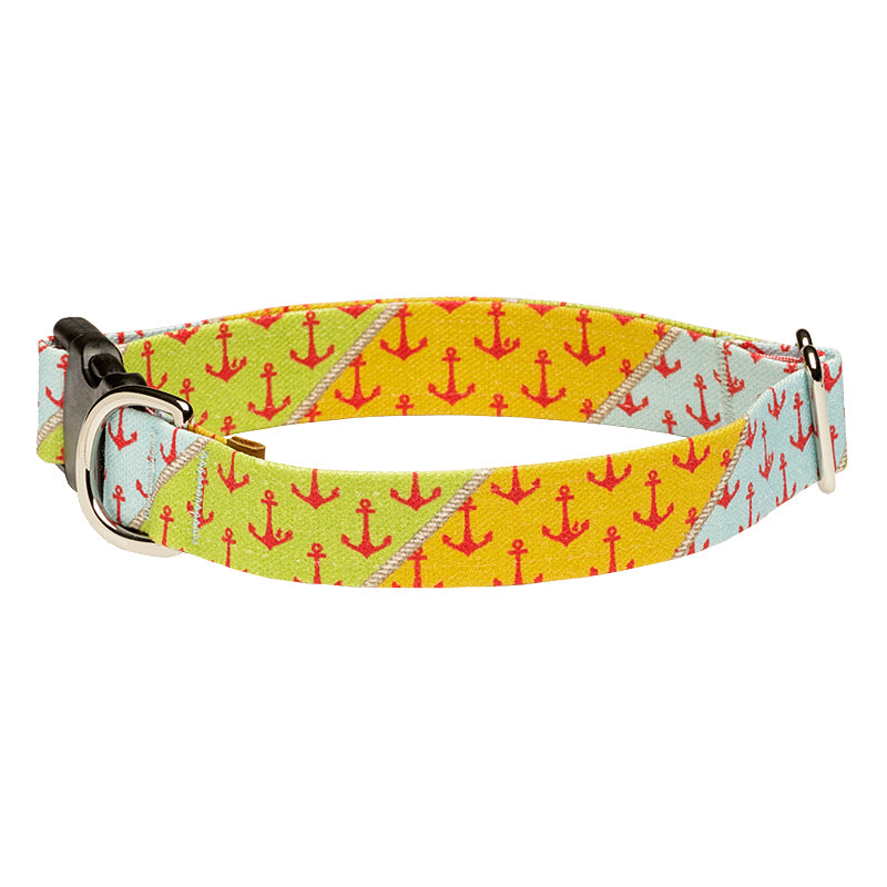 Yachtsman's Anchor Dog Collar