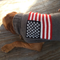 The All-American Dog Sweater