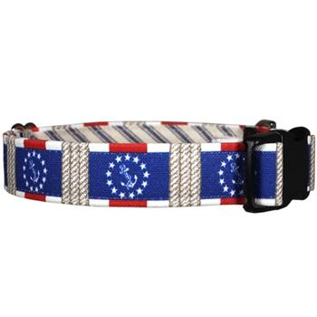 Our Good Dog Spot Anchored American Dog Collar
