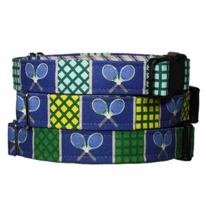 Our Good Dog Spot Bellevue Tennis Dog Collar