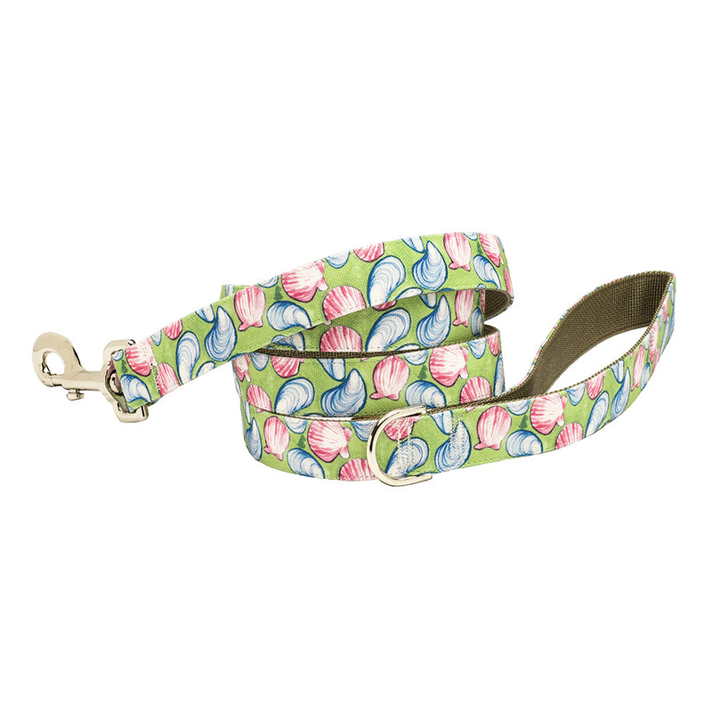 Muscles and Clams Dog Collar