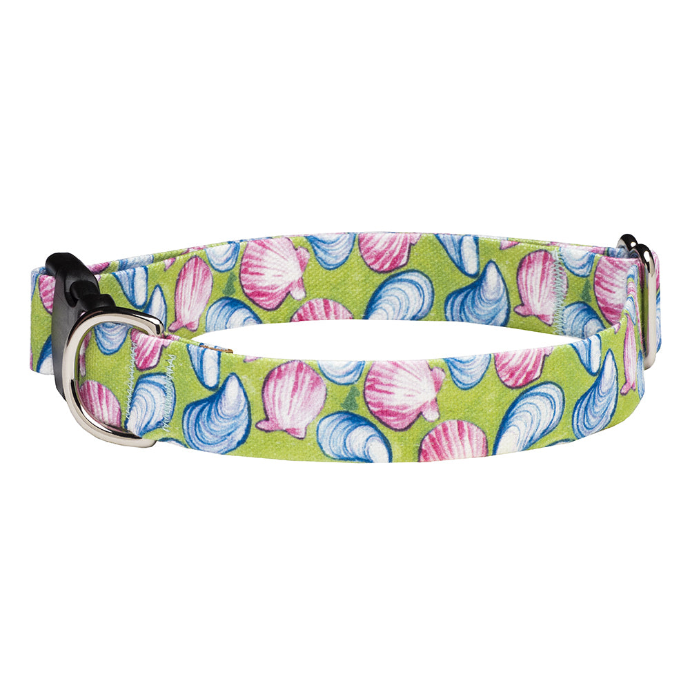 Our Good Dog Spot Muscles and Clams Dog Collar