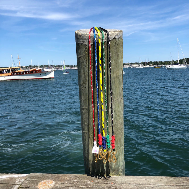 Nautical Rope Dog Lead - Our Good Dog Spot
