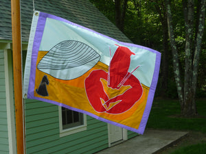 Spot's Limited Edition Clambake Flag