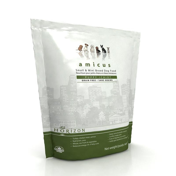 AMICUS PUPPY DOG 11lb-Four Muddy Paws