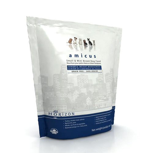 AMICUS SENIOR DOG 11lb-Four Muddy Paws