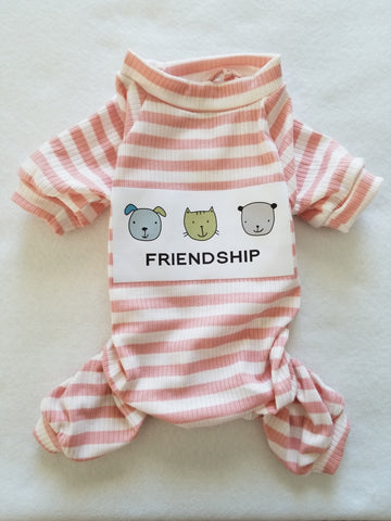 Friendship Cotton PJs