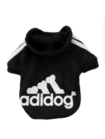 Adidog Cotton & Fleece  Hoodie