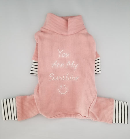 """You are My Sunshine""  Thermal PJ's"
