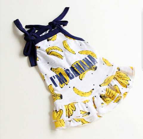 Banana Sundress