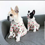 Strawberry & Cream Pajamas